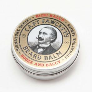 Balsamo per barba Capt Fawcett Ricky Hall Booze And Baccy Beard Balm