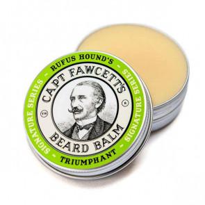 Balsamo per barba - Captain Fawcett Rufus Hound's Triumphant 60 ml - Aperta