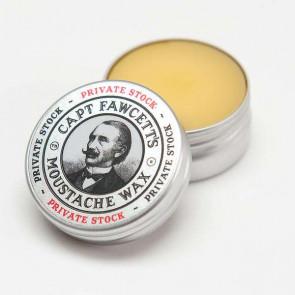 Cera per baffi Captain Fawcett Wax Private Stock 15ml