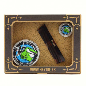 Hey Joe Pomade Survival Kit Super Strong