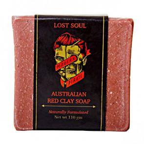 Modern Pirate Australian Red Clay Soap