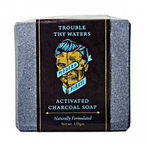 Modern Pirate - Activated Charcoal Soap