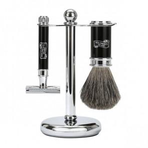 Set da barba Black Set