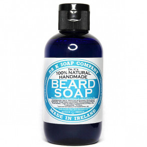 Shampoo per barba Doctor K Beard Soap