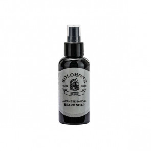 Shampoo per barba Solomon's Beard 100ml Japanese Sandal