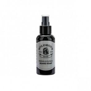Shampoo per barba Solomon's Beard Papaya and Cupacu