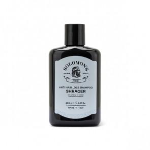 Solomon's Beard Shampoo per capelli - Shampoo Anti Hair Loss Shrager 200 ml