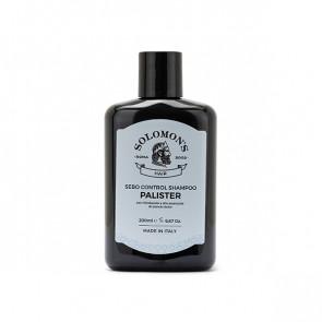 Solomon's Beard Shampoo per capelli - Shampoo Sebo Control Palister 200 ml
