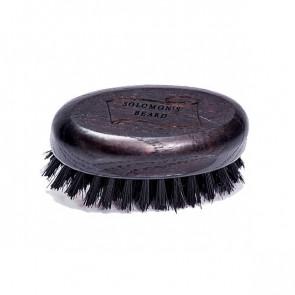 Spazzola da barba tascabile Solomon's Beard