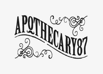 Logo Apothecary 87