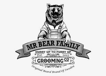 Logo Mr Bear Family